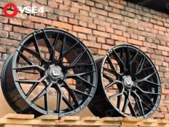NEW! В Наличии! # Vorsteiner V-FF 107 VS R18 8,5J Black [VSE-4]