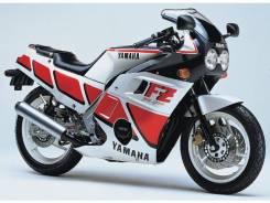 Yamaha FZ400 (46X) в разбор [MotoJP]