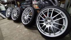 Rays Volk Racing Progressiv ME + Pinso Tyres PS-91 225/35/19