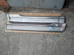Пороги (металл кузова) на ВАЗ 2121 - 21213 - 21214 Нива