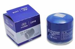 Масляный Фильтр Двигателя 2630035504 Hyundai/KIA