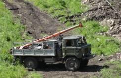 Аренда ямобура на базе вездехода ГАЗ 66