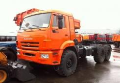 КАМАЗ 53504-6030-50 седельный тягач Евро 5 полноприводный