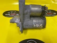 Стартер Nissan HR15