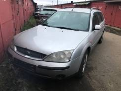 Ford Mondeo, 2002