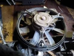 Диффузор радиатора калина 1