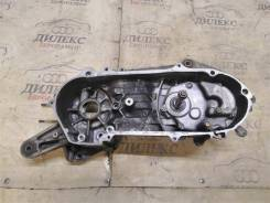 Картер двигателя(мото) Мопед Suzuki Sepia AJ50S
