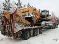 Перевозка негабaритных, тяжеловесных грузов