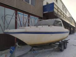 Продам корпус каютного катера Tohatsu TSC EX23