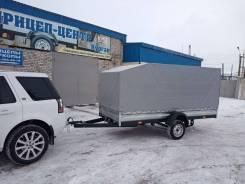 Прицеп для снехоходов и др. грузов
