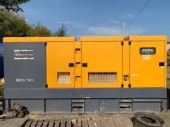 ДГУ генератор Atlas Copco QAS 500, 2014г., 980 м/ч