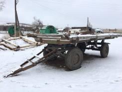 Телега тракторная, 1978