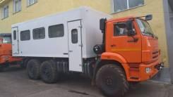 Автобус вахтовый на шасси КАМАЗ 43118-23027-50