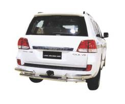 Защита бампера Toyota Land Cruiser 07-15