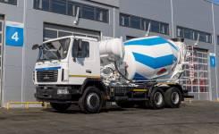 Авто бетоносмеситель 69365T на шасси МАЗ 631226-525-042 (Евро-5)9м3, 2020