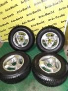 Комплект японских литых дисков