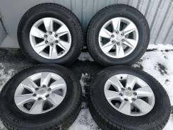 Новое лето Michelin 265/65 R17 на оригинальном литье 6/139 Toyota