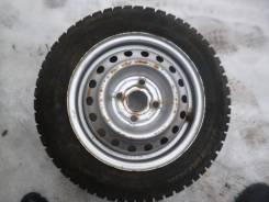 Продам комплект колес зимние шипованные 155х70