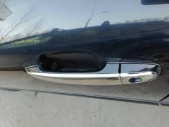 Накладки на ручки дверей из нерж стали Toyota Camry ACV40 2006-2011