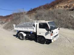 Аренда / прокат самосвал 3 тонны посуточно Mazda Titan