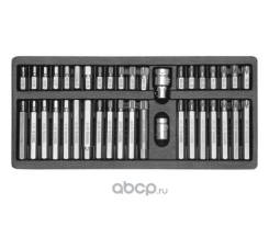 Набор бит с битодержателями YATO 40пр. (10мм) (75/30мм