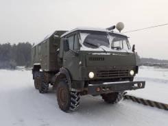 КамАЗ 43105, 1986