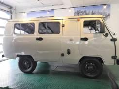 УАЗ-3741 Остекленный фургон, 2020