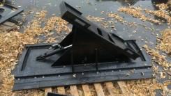 Отвал снеговой для мини-погрузчика Bobcat S550