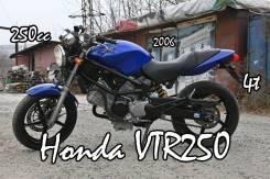 Honda VTR 250, 2006