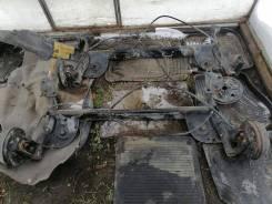 Задняя балка Renault logan