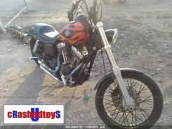 Harley-Davidson Dyna Wide Glide FXDWG 20729, 2010