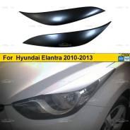 Реснички на фары для Hyundai Elantra, Avante 2010-2013