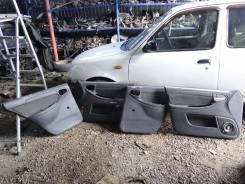 Обшивки дверей (комплект) Chevrolet Lanos 2004-2010