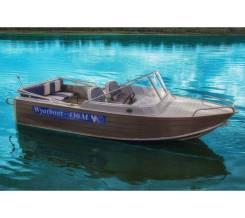 Лодка Wyatboat - 430M