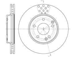 Диск тормозной G-Brake GR-02912