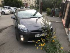 Аренда Toyota Prius 30 11 год 1300 р/сут в Хабаровске