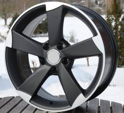 Диск колесный Диск литой 7.5х17 5x114.3 ЕТ45 dia 73.1 RR CSS9528 MK-PM