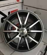 Диск колесный Диск литой 7.5х17 5x114.3 ЕТ47 dia 67.1 RR CSS9540 MK-P/M