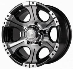 Диск колесный Диск литой 8.0х15 5x139.7 ЕТ-10 dia 108.1 RR CSS5600 B-P