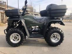 Linhai-Yamaha M200, 2021