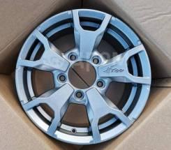 Новый комплект литых дисков iFree на Ниву, Шевроле Ниву R16