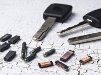 Чип ключи, смарт ключи, чипы (восстановление при утере) +запись в авто