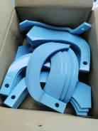 Комплект японских ножей для почвофрезы (голубые) на трактор Kubota A15