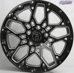 NEW! Комплект Black Rhino Shrapnel R20 J9 ET20 5*150 (R317)