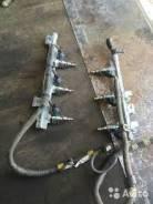 Форсунка компл. 6шт. + топливная рампа 2шт. ДВС 4GR-FSE