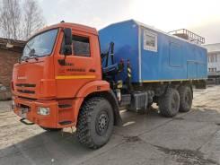 КамАЗ 43118 передвижной комплекс сварочных работ