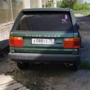 Задний мост на Range Rover 1995