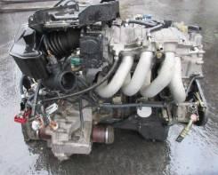 Контрактный двигатель QG15DE 2wd в сборе 15000км