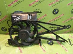 Вентилятор охлаждения встречный (кондиционера) Opel Vectra B