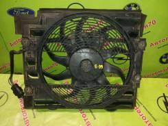 Вентилятор охлаждения BMW E39, E38 (4х контактный)
